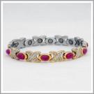 DM-1056AMETA Women's Designer Stainless Steel Bracelet