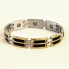 DM-1139T Men's Designer Stainless Steel Bracelets