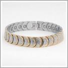 DM-1074TT Women's Designer Stainless Steel Bracelet