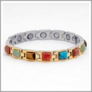 DM-1100G Women's Designer Stainless Steel Bracelet